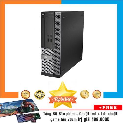 PC Dell Optiplex 3020 SFF,i3 4160,R 8GB,HDD500GB,GTX 1050ti 4GB