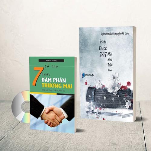 Combo 2 sách: Mái nhà + 7 bước đàm phán thương mại  + DVD quà tặng - 6161894 , 12711822 , 15_12711822 , 199000 , Combo-2-sach-Mai-nha-7-buoc-dam-phan-thuong-mai-DVD-qua-tang-15_12711822 , sendo.vn , Combo 2 sách: Mái nhà + 7 bước đàm phán thương mại  + DVD quà tặng