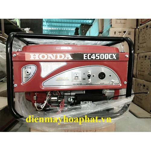 Máy phát điện Honda EC4500CX Đề Nổ, 3kw chạy xăng giá hợp lý. - 6175925 , 12728564 , 15_12728564 , 8400000 , May-phat-dien-Honda-EC4500CX-De-No-3kw-chay-xang-gia-hop-ly.-15_12728564 , sendo.vn , Máy phát điện Honda EC4500CX Đề Nổ, 3kw chạy xăng giá hợp lý.