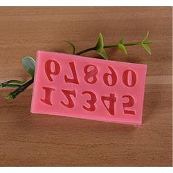 Khuôn silicon 3D khuôn chữ số