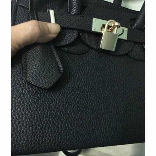 Túi xách tay nữ quấn khăn Túi đẹp Túi Hàn Quốc Túi xách công sở