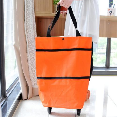 Túi đi chợ có bánh xe tiện lợi