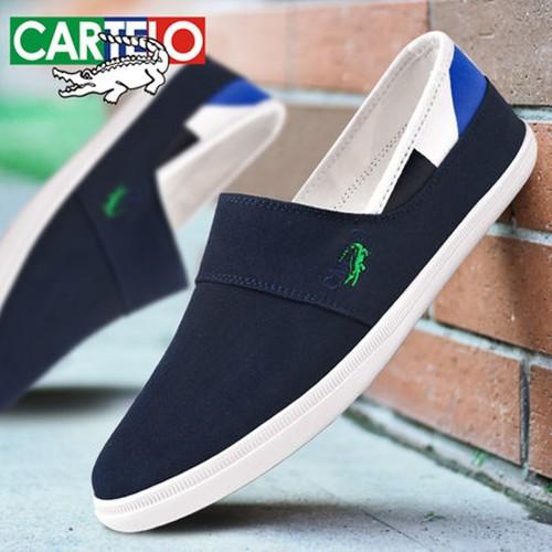 Giày vải lười nam chính hãng CARTELO - 6181193 , 12736260 , 15_12736260 , 1199000 , Giay-vai-luoi-nam-chinh-hang-CARTELO-15_12736260 , sendo.vn , Giày vải lười nam chính hãng CARTELO