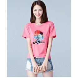 Áo thun nữ phong cách Hàn Quốc đơn giản ATNK1133  thời trang Fantom