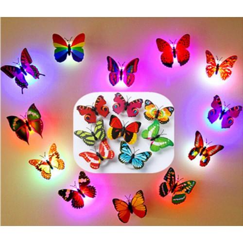 Đèn led dán tường hình con bướm sắc màu - 6171666 , 12724099 , 15_12724099 , 70000 , Den-led-dan-tuong-hinh-con-buom-sac-mau-15_12724099 , sendo.vn , Đèn led dán tường hình con bướm sắc màu