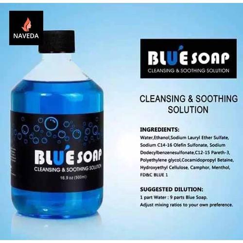 Nước Rửa Hình Xăm Blue Soap
