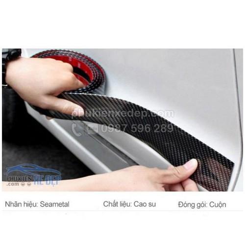 Nẹp carbon 5D chống va đập cốp xe, nẹp bước chân -1 mét loại dày 5cm - 6663601 , 13338959 , 15_13338959 , 50000 , Nep-carbon-5D-chong-va-dap-cop-xe-nep-buoc-chan-1-met-loai-day-5cm-15_13338959 , sendo.vn , Nẹp carbon 5D chống va đập cốp xe, nẹp bước chân -1 mét loại dày 5cm