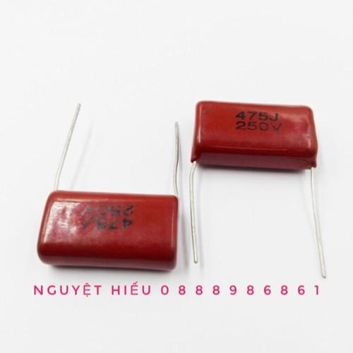 Cặp tụ điện 475J-250V