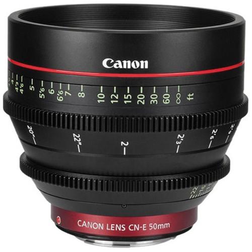 Ống kính CN-E50mm T1.3 L F EF