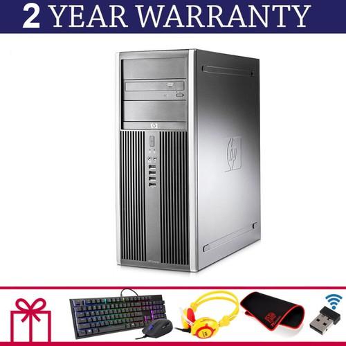 PC HP 8200 MT i5 2500, Ram 8GB, SSD 120GB