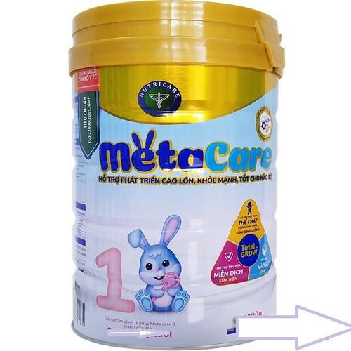 Sữa bột Nutricare Metacare 1 900g - 6191507 , 12748838 , 15_12748838 , 449000 , Sua-bot-Nutricare-Metacare-1-900g-15_12748838 , sendo.vn , Sữa bột Nutricare Metacare 1 900g