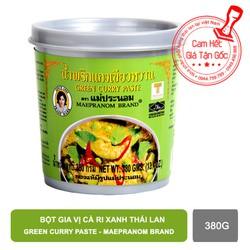 Gia vị cà ri xanh thái lan  Green Curry Paste 380g