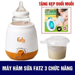 Máy hâm sữa 3 chức năng- Tặng kẹp đuổi muỗi bikid - MHSTKĐM thumbnail