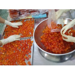 100 Lòng đỏ trứng muối loại 14 gram