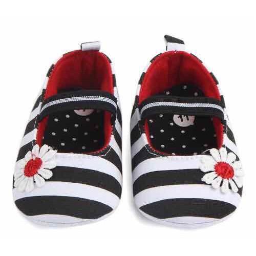 Giày tập đi cho bé gái, Giày tập đi, Giày cho bé từ 0-18 tháng