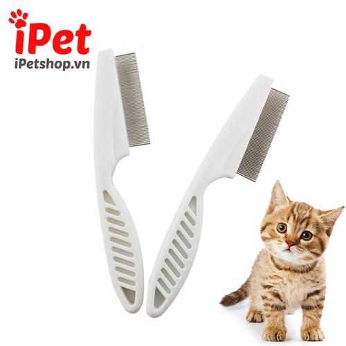 Lược chải ve rận size lớn cho thú cưng chó mèo - ipet