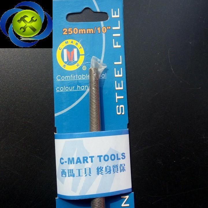 Dũa tròn C-Mart E0014-W-10 250mm 10 inch 3