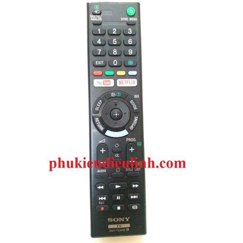 Điều khiển tivi sony-tx300p hàng trung quốc