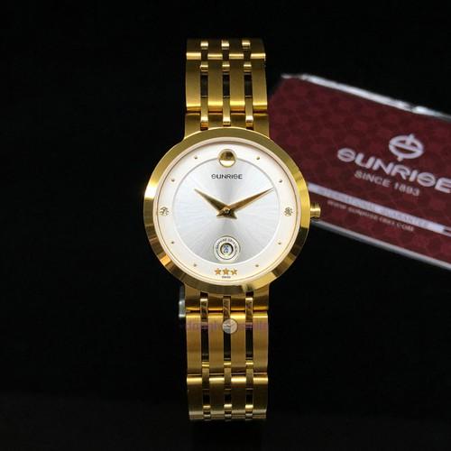Đồng hồ sunrise sapphire nữ 2110sa