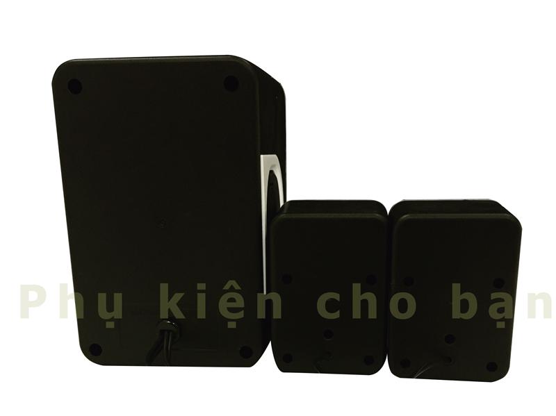 Loa Nghe Nhạc điện thoại, tivi,máy tính speakers PKCB 2060 Bass 2018 12