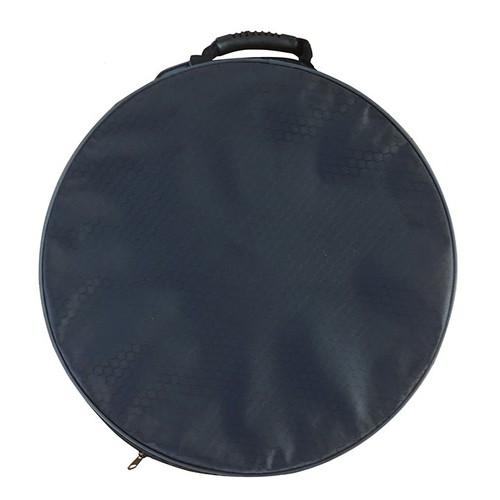 Túi đựng lồng cá đi câu 48CM màu đen