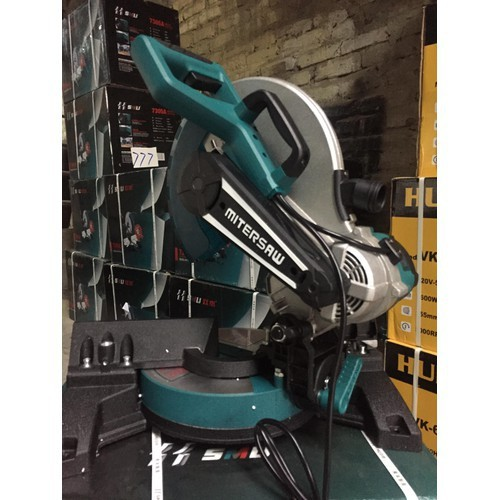 Máy cắt nhôm SHU 305mm 2200W hàng HongKong kèm lưỡi 305