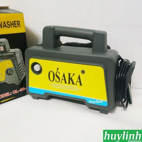 Máy rửa xe gia đình Osaka QL-90A - 3hp - Motor cảm ứng từ