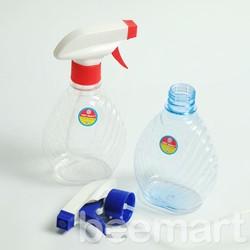Bình xịt nước nhựa