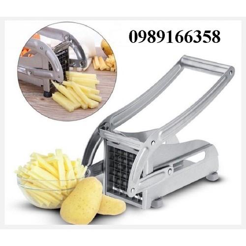 máy cắt khoai tây, khoai lang