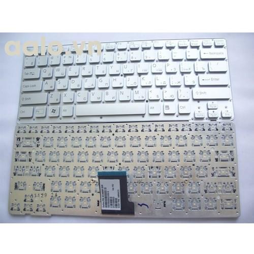 Bàn phím laptop Sony New RU Layout VPC-CA Series VPCCA VPCCA36 VPCCA38