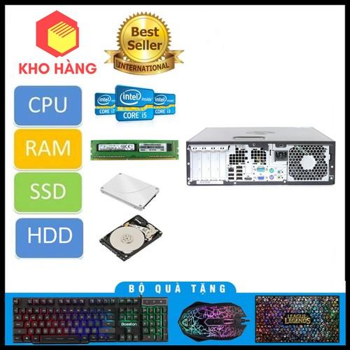 Hp 6200 pro sff chạy i3 2100,r8gb,hdd3tb