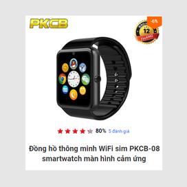 Tai nghe Bluetooth 2 tai cho điện thoại, máy tính bảng Trắng PKCB I8 5