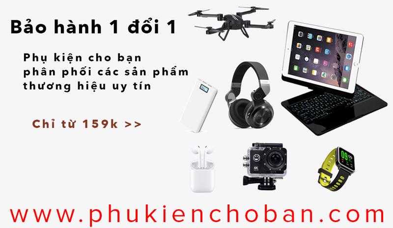 Tai nghe Bluetooth 2 tai cho điện thoại, máy tính bảng Trắng PKCB I8 1