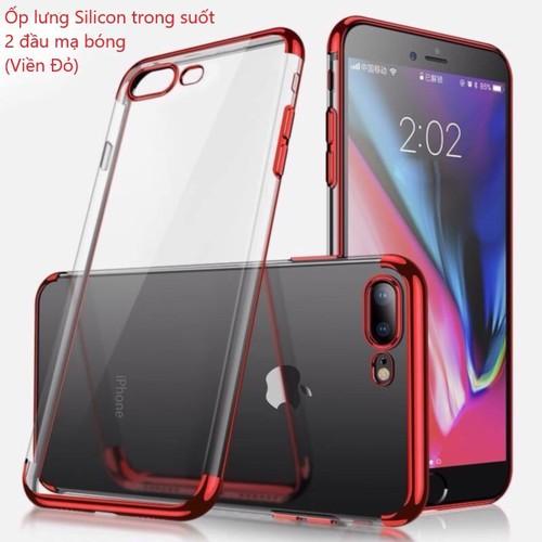 Ốp Lưng Trong Suốt 2 Đầu Viền Màu iPhone 6Plus, 6sPlus - 10902048 , 12778872 , 15_12778872 , 75000 , Op-Lung-Trong-Suot-2-Dau-Vien-Mau-iPhone-6Plus-6sPlus-15_12778872 , sendo.vn , Ốp Lưng Trong Suốt 2 Đầu Viền Màu iPhone 6Plus, 6sPlus