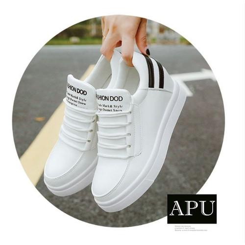 Giày thể thao nữ đế cao năng động trẻ trung thời trang APU A-GTTNU-11 - 6202041 , 12760331 , 15_12760331 , 396000 , Giay-the-thao-nu-de-cao-nang-dong-tre-trung-thoi-trang-APU-A-GTTNU-11-15_12760331 , sendo.vn , Giày thể thao nữ đế cao năng động trẻ trung thời trang APU A-GTTNU-11
