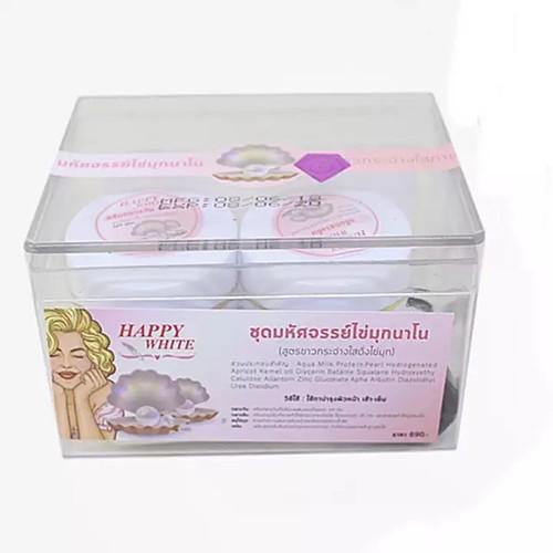 Bộ Trắng Kem Happy White Ngọc Trai Yanhee Thái Lan