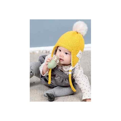 Mũ len quả bông lót nỉ cho bé từ 1 - 5 tuổi - 16973055 , 12765110 , 15_12765110 , 65000 , Mu-len-qua-bong-lot-ni-cho-be-tu-1-5-tuoi-15_12765110 , sendo.vn , Mũ len quả bông lót nỉ cho bé từ 1 - 5 tuổi