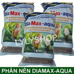 COMBO 3 TÚI Phân nền DIA MAX AQUA giàu dinh dưỡng cho hồ thủy sinh
