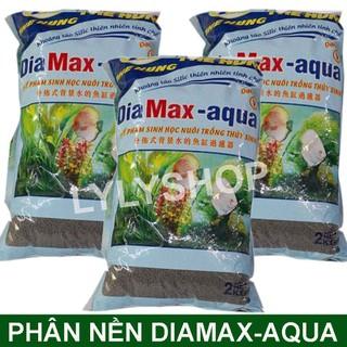 COMBO 3 TÚI Phân nền DIA MAX AQUA giàu dinh dưỡng cho hồ thủy sinh [ĐƯỢC KIỂM HÀNG] 12775813 - 12775813 thumbnail