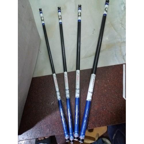 Cần câu tay shimano 6h vip - 5m4