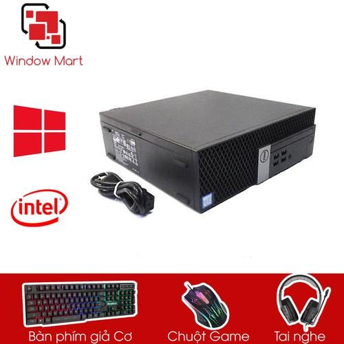 Dell 3040 SFF I3 6100- Ram 12GB- SSD 120GB