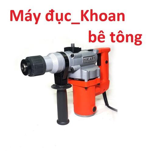Máy khoan ,đục betong Hikari 06-26B -máy thái lan - 6204121 , 12762909 , 15_12762909 , 1250000 , May-khoan-duc-betong-Hikari-06-26B-may-thai-lan-15_12762909 , sendo.vn , Máy khoan ,đục betong Hikari 06-26B -máy thái lan