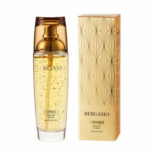 Tinh chất nâng cơ sáng mịn da Bergamo từ vàng 24k 110ml