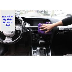 Bình xịt tạo bọt - Vệ sinh nội thất ô tô