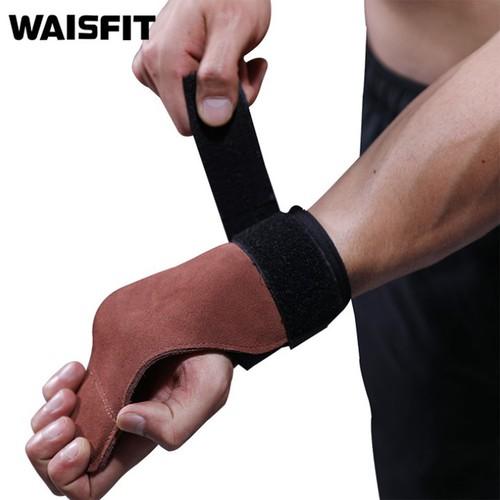 Găng tay tập thể hình hở mu WS2254