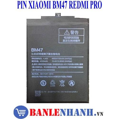 PIN XIAOMI BM47 REDMI PRO