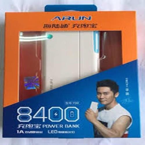 pin sạc dự phòng A run 8400