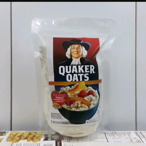 Yến Mạch Mỹ Quaker Oats loại ăn liền 500g NL