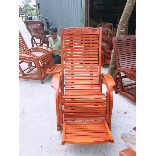 Ghế lười gỗ, ghế thư giãn gỗ