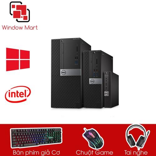 Dell 3040 SFF I5 6500- Ram 12GB- SSD 240GB- HDD 3TB